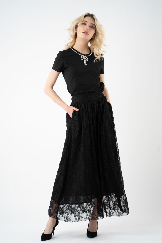 fusta neagra cu dantela v21 Iulia ETIC 1