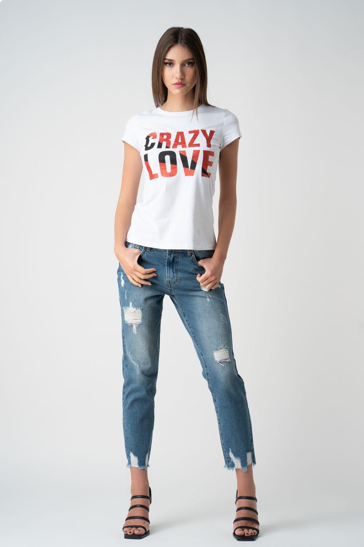 Jeans tendy v21 Sonia