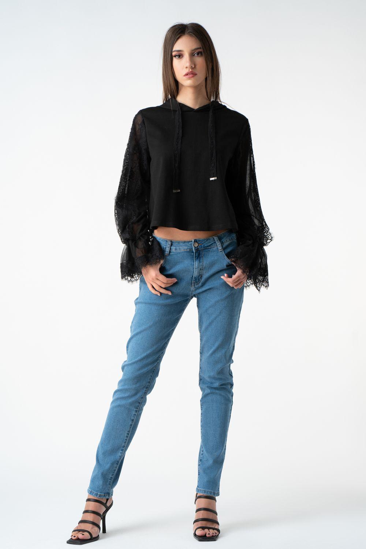 jeans albastru v21 Ema