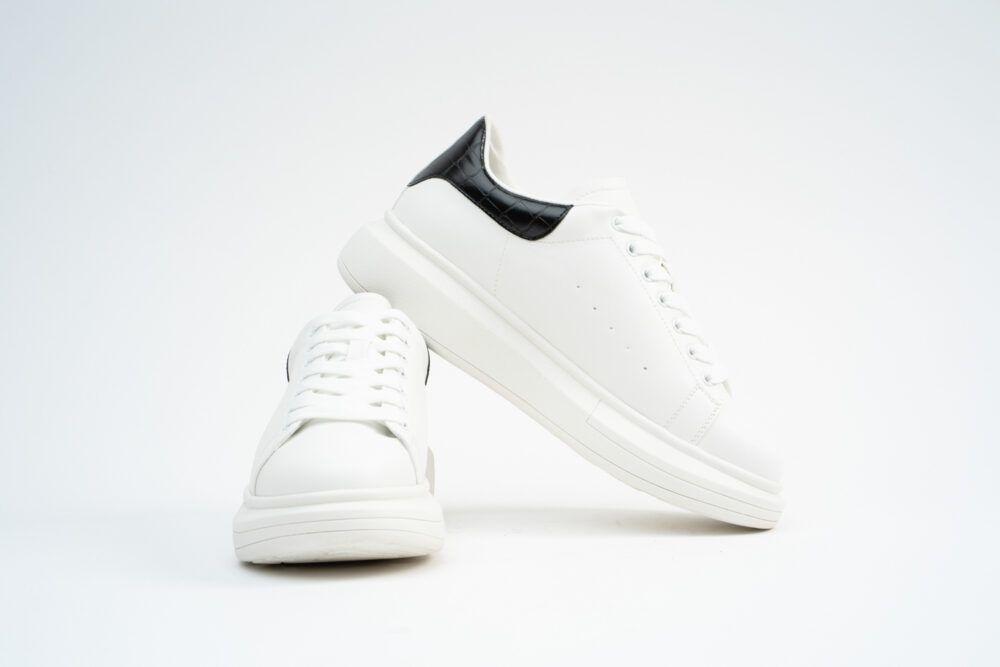 pantofi sport albi v21 Luiza etic 6