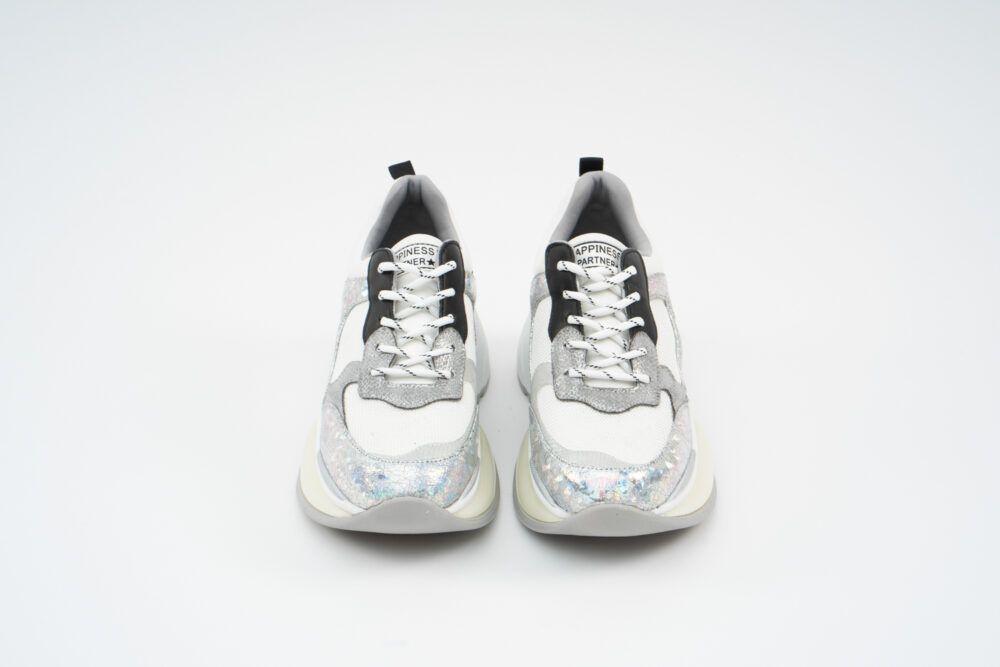 pantofi sport argintii v21 Aida etic 1