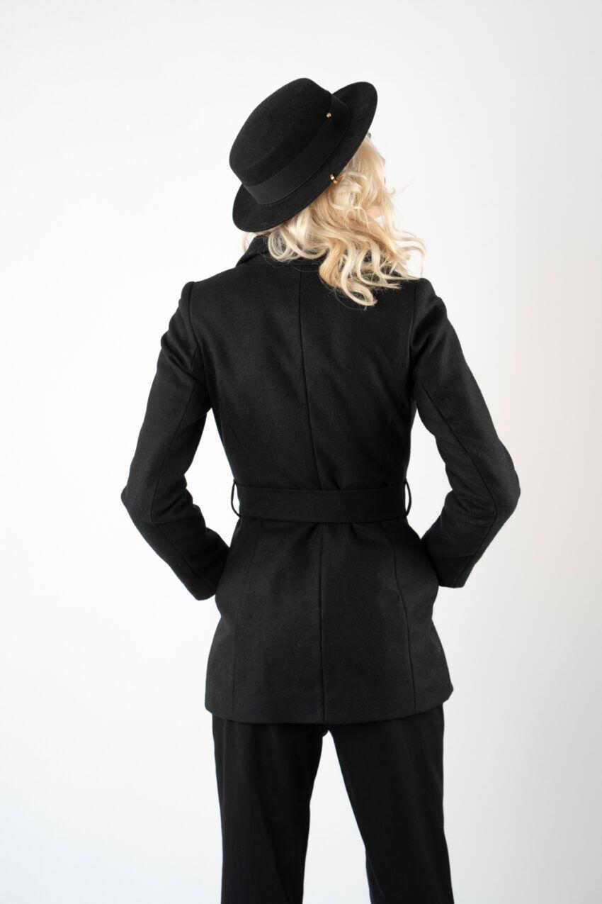 palton scurt cu cordon i21 Ivona ETIC 1