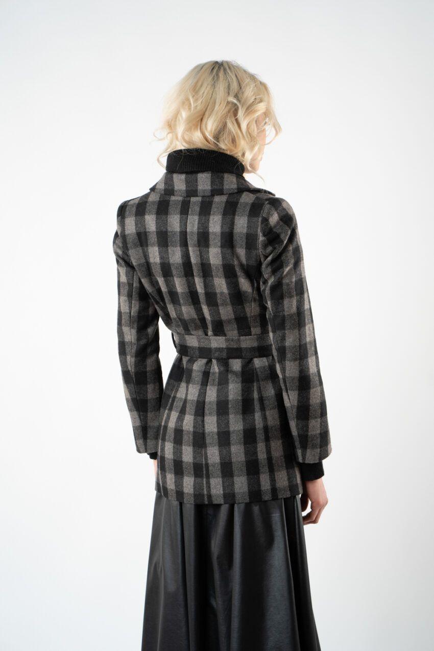 palton scurt in carou i21 Ivona ETIC 2